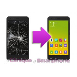 Changement bloc écran Xiaomi Redmi 2