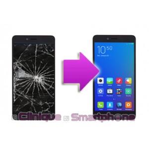 Changement bloc écran Xiaomi Redmi Note 2