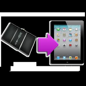 Changement batterie iPad 3