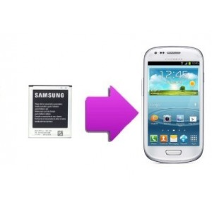 Changement batterie SAMSUNG Galaxy S3 mini -i8190