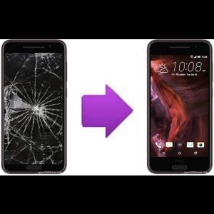 Remplacement bloc écran tactile + LCD pour  HTC one A9