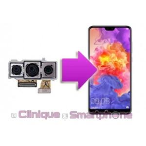 Changement caméra arrière Huawei P20 Pro