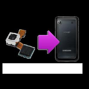 Changement caméra SAMSUNG Galaxy S - I9000