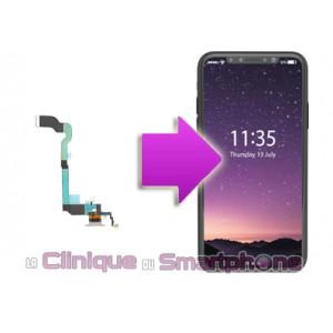 Remplacement connecteur de charge iPhone X