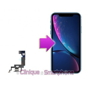 Remplacement connecteur de charge iPhone XR