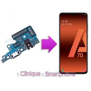 Remplacement du Connecteur de charge Samsung Galaxy A70