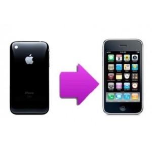 Changement coque arrière iPhone 3G/3GS