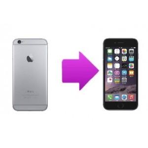Changement coque complète arrière iPhone 6 Plus