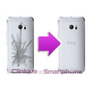 Changement coque arrière HTC 10