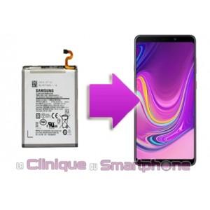 Changement de batterie SAMSUNG Galaxy A9 (2018)