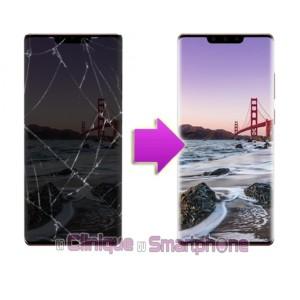 Remplacement Vitre Tactile + Ecran LCD Huawei Mate 30 Pro