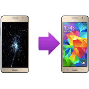 Remplacement écran LCD Samsung Galaxy Grand Prime (G530)