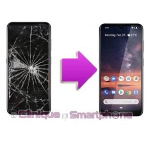 Changement LCD + Vitre tactile Nokia 3.2