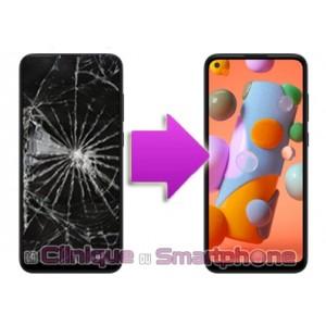 Remplacement Ecran pour Samsung Galaxy A11