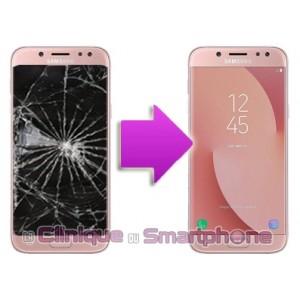 Remplacement bloc écran Galaxy J7 PRO (2017)