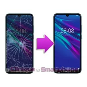 Remplacement Vitre Tactile + Ecran LCD Huawei Y6 Pro - 2019