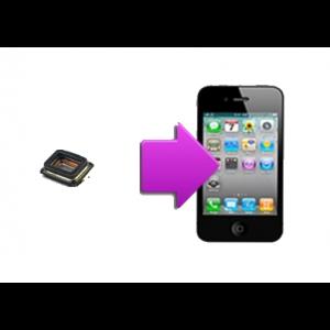 Changement écouteur interne iPhone 4S