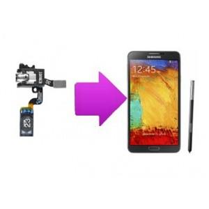 Changement  écouteur interne et prise casque SAMSUNG Galaxy note 3 - N9005