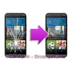Remplacement bloc écran tactile + LCD pour HTC one M9 / M9 Plus