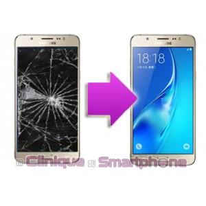 Changement LCD + tactile SAMSUNG Galaxy J7 - J710F