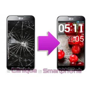 Changement bloc écran LG G PRO (E980)