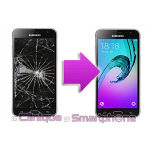 Changement bloc écran Samsung Galaxy J320F (2016)