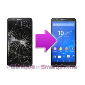 Changement bloc écran Sony Xperia E4 / E4 4G
