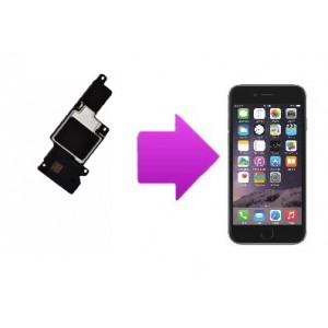 Changement haut parleur iPhone 6