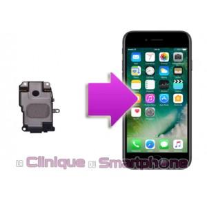 Remplacement haut parleur iPhone 7