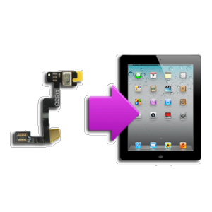 Changement micro iPad 2