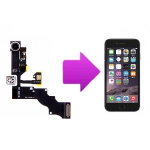 Changement caméra avant et capteur de proximité iPhone 6