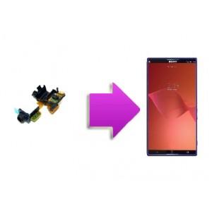 Changement nappe écouteur Sony Xperia Z3 (L55T)