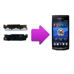 Changement bouton home Sony Xperia x12