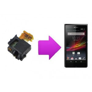 Changement nappe écouteur Sony Xperia Z (L36H)