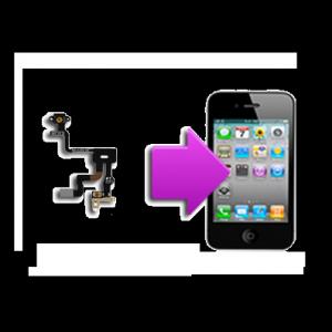 Changement nappe power et capteur de proximité iphone 4S