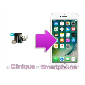 Remplacement nappe Wi-Fi iPhone 8