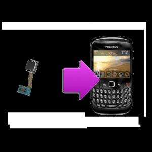 Changement trackball BlackBerry curve 8520