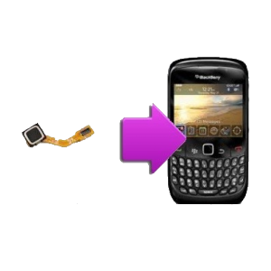Changement trackball BlackBerry Curve 9360