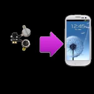 Changement vibreur  SAMSUNG Galaxy S3 - I9300