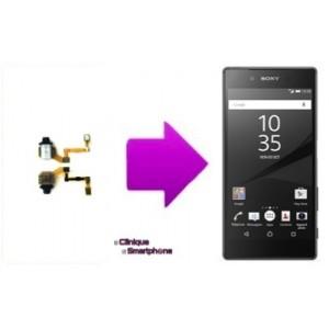 Remplacement prise jack Sony Xperia Z5 / Z5 compact / Z5 Premium