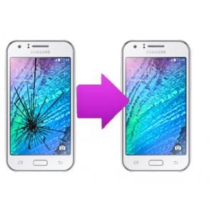 Changement vitre tactile SAMSUNG Galaxy J1 - J100F