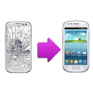 Changement vitre tactile SAMSUNG Galaxy Trend / Trend Lite / Trend 2 / Trend 3