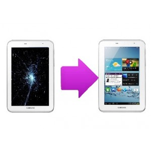 Changement LCD Galaxy Tab 2 7'' P3100