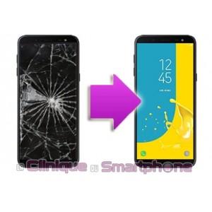 Remplacement Vitre Tactile + Ecran LCD Samsung Galaxy J6 (2018)