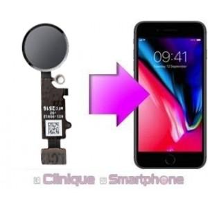 Réparation bouton iPhone 8