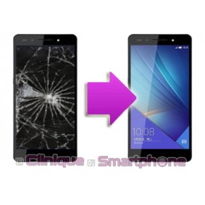 Remplacement Vitre Tactile + Ecran LCD Huawei Play 5X
