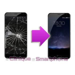 Remplacement Vitre Tactile + Ecran LCD Meizu Pro 5