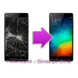 Remplacement Vitre Tactile + Ecran LCD Xiaomi MI Note
