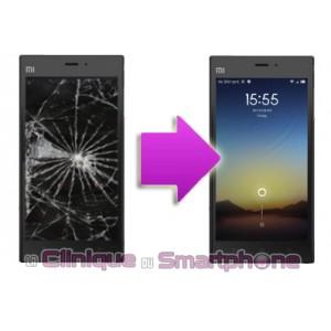 Remplacement Vitre Tactile + Ecran LCD Xiaomi MI3