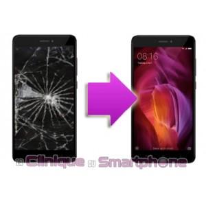 Remplacement Vitre Tactile + Ecran LCD pour Xiaomi Redmi Note 4X